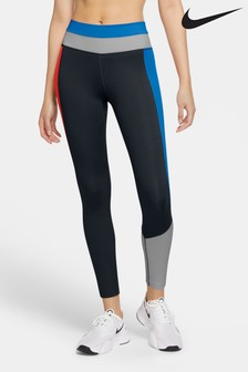 Nike One Colourblock 7/8 Leggings