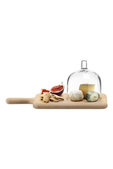 Paddle Dome And Oak Paddle Set by LSA International
