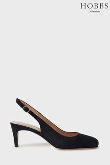 Hobbs Blue Emma Slingback Sandals