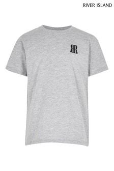 River Island Grey T-Shirt