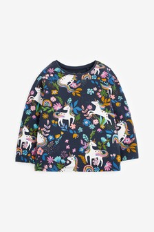 Unicorn T-Shirt (3mths-7yrs)