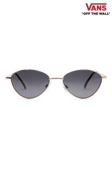 Vans Gold Rimmed Sunglasses