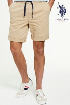 U.S. Polo Assn. Slash Pocket Cotton Shorts