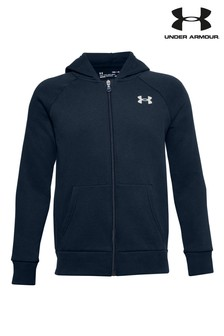 Under Armour Rival Cotton Full Zip Hoodie