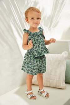 Printed Co-ord Set (3mths-7yrs)