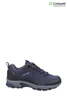 Cotswold Blue Abbeydale Low Hiker Boots