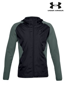 Under Armour Stretch Woven Hooded Jacket