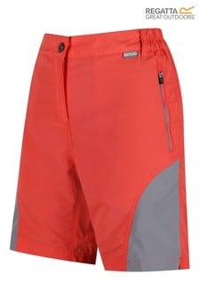 Regatta Orange Sungari Shorts