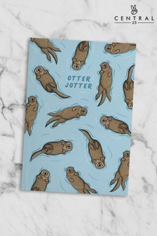 Central 23 Otter Jotter Notebook