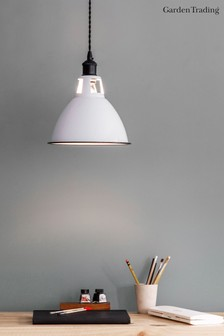 Albion Domed Pendant Light by Garden Trading