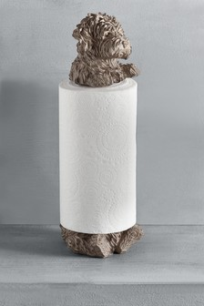 Cockapoo Kitchen Roll Holder
