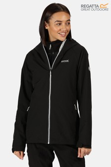 Regatta Black Womens Wentwood V 3-in-1 Waterproof Jacket