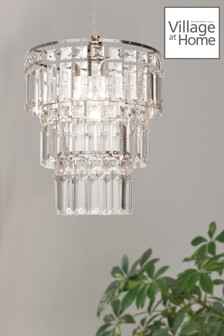Victoria Pendant Shade by Village At Home