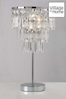 Victoria Table Lamp by Village At Home