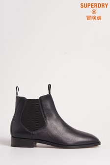 Superdry Founder Chelsea Boots