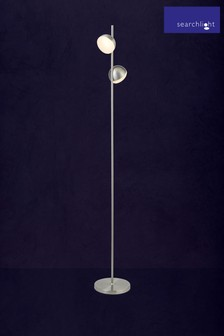 Grace 2 Light LED Floor Lamp by Searchlight