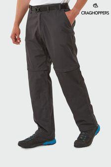 Craghoppers Black Kiwi Convertible Trousers