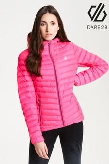 Dare 2b Pink Elative Down Fill Jacket