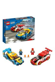 LEGO 60256 City Nitro Wheels Racing Cars Building Set