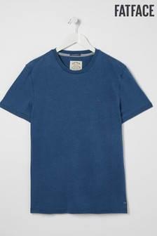 FatFace Blue Lulworth Crew T-Shirt