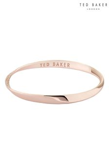 Ted Baker Helmara Hammered Hoop Bangle