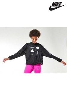Nike Black Icon Clash Hoody