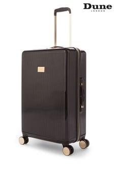 Dune London Olive Medium Suitcase