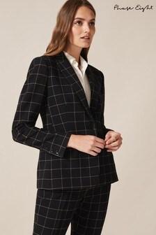 Phase Eight Black Toni Suit Jacket