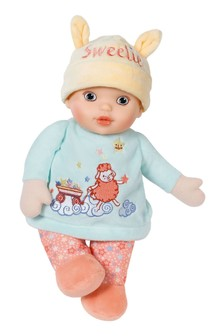 Baby Annabell Newborn Sweetie Doll For Babies 30cm