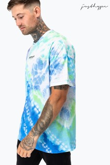 Hype. Mens Multi Ice Cube Oversized T-Shirt