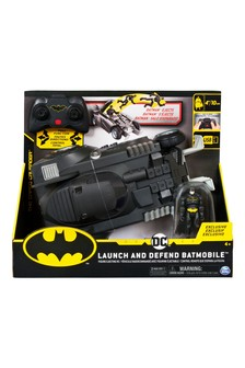 Batman Launch And Defend Batmobile