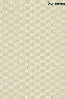 Sanderson Home Yellow Hemp Wallpaper