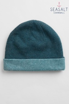 Seasalt Green Reversible Hat