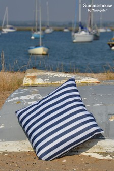 Navigate Coast Navy Outdoor Cushion