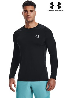 Under Armour HeatGear Fitted Long Sleeve T-Shirt