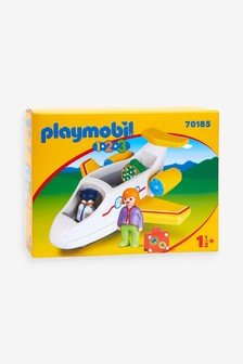 Playmobil® 70185 1.2.3 Airplane With Passenger