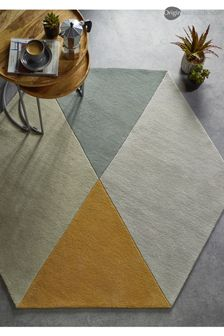 Hexagon Rug by Origins