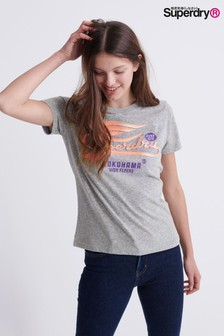 Superdry Neon Classic High Flyers T-Shirt