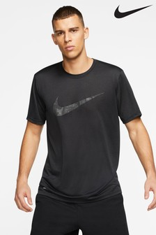 Nike Swoosh Camo Training T-Shirt