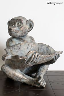 Albert Monkey Sculpture by Gallery Direct
