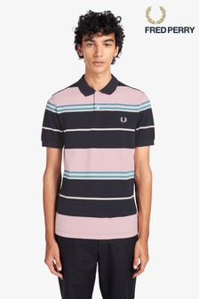 Fred Perry Stripe Polo