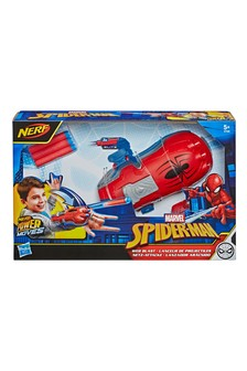 Nerf Spider-Man™ Power Moves Web Blast Shooter