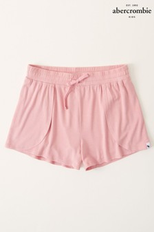Abercrombie & Fitch Basic Jersey Shorts