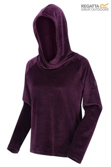Regatta Kimberley Walsh Kelilah Velour Hooded Fleece