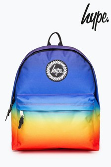 Hype. Rainbow Fade Backpack