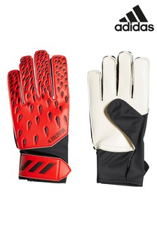 adidas Red Predator Kids Goalkeeper Gloves
