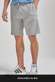 Cotton Twill Jersey Shorts