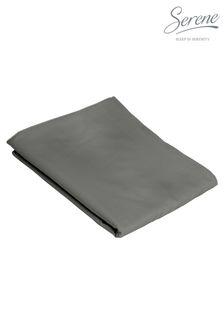 Serene Plain Flat Sheet