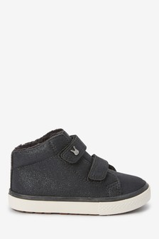 Touch Fastening High Top Boots (Younger)
