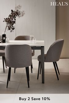 Austen Boucle Dining Chair By HEAL'S